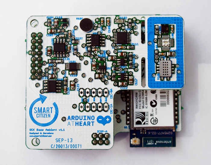 Smart Citizen Arduino Board