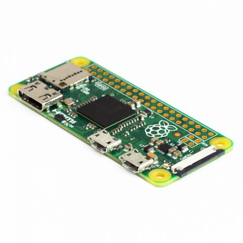 Update Raspberry Pi Zero + Video Port